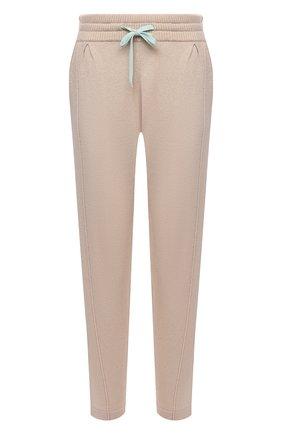 Женские брюки FTC бежевого цвета, арт. 826-0530   Фото 1