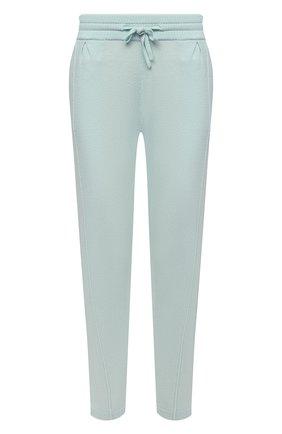 Женские брюки FTC голубого цвета, арт. 826-0531 | Фото 1