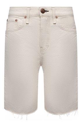 Женские джинсовые шорты RAG&BONE бежевого цвета, арт. WDD21S1908X7EC | Фото 1
