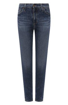 Женские джинсы AG синего цвета, арт. RAS1777/06YLSC/MX | Фото 1