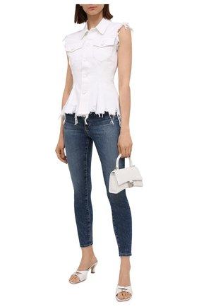Женские джинсы AG синего цвета, арт. RAS1777/06YLSC/MX | Фото 2