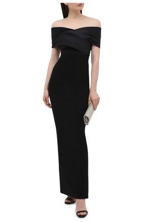 Женское платье SOLACE черного цвета, арт. 0S29053 | Фото 2
