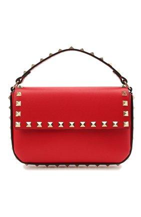 Женская сумка rockstud VALENTINO красного цвета, арт. VW0P0W07/B0L | Фото 1