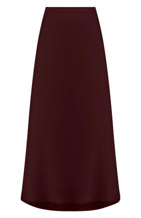 Женская юбка-миди ESCADA бордового цвета, арт. 5032905 | Фото 1