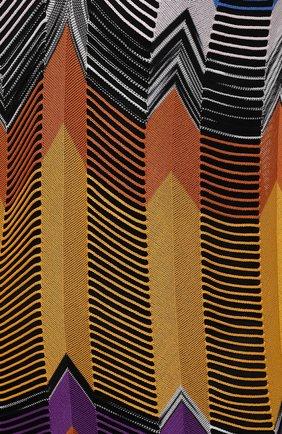 Женская туника из вискозы MISSONI разноцветного цвета, арт. MMQ00025/BR00E5   Фото 5
