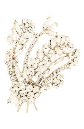 Женская брошь ALESSANDRA RICH серебряного цвета, арт. FABA2333   Фото 2