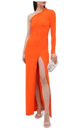 Женское платье SOLACE оранжевого цвета, арт. 0S21068 | Фото 2