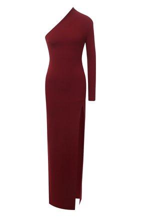 Женское платье SOLACE бордового цвета, арт. 0S21068 | Фото 1