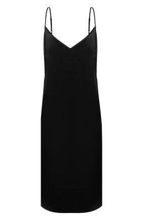 Женская сорочка ESCADA черного цвета, арт. 5025738 | Фото 1