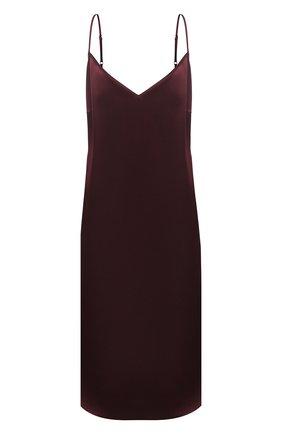 Женская сорочка ESCADA бордового цвета, арт. 5025738 | Фото 1