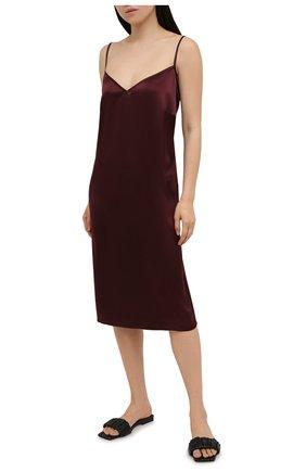 Женская сорочка ESCADA бордового цвета, арт. 5025738 | Фото 2