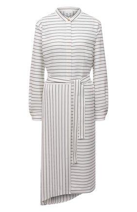 Женское платье ESCADA SPORT белого цвета, арт. 5034745 | Фото 1