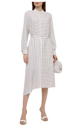 Женское платье ESCADA SPORT белого цвета, арт. 5034745 | Фото 2
