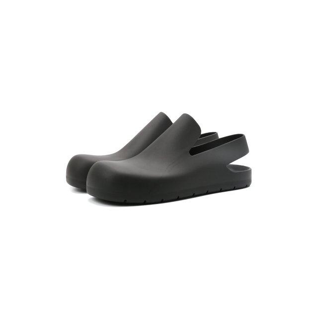 Резиновые сандалии Puddle Bottega Veneta