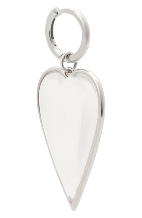 Женская подвеска хрустальное сердце AVGVST BY NATALIA BRYANTSEVA серебряного цвета, арт. 1005825.1-01   Фото 2