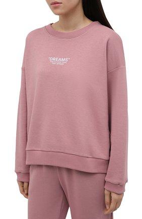Женский хлопковый костюм SEVEN LAB розового цвета, арт. SWP20-D misty rose   Фото 2