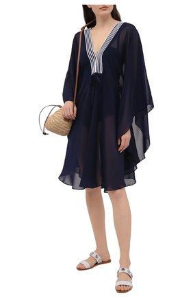 Женская туника GOTTEX синего цвета, арт. 21SO633   Фото 2