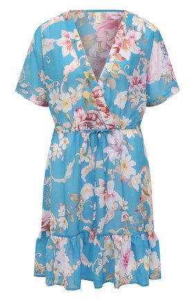 Женское платье GOTTEX бирюзового цвета, арт. 21HI694   Фото 1