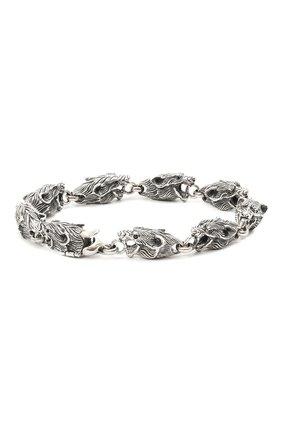 Женский браслет волки GL JEWELRY серебряного цвета, арт. GL400013-S97-429 | Фото 2