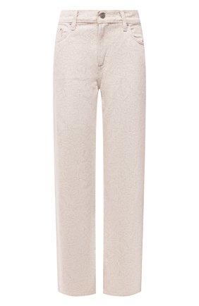 Женские джинсы ganni x levi's GANNI бежевого цвета, арт. F6095 | Фото 1