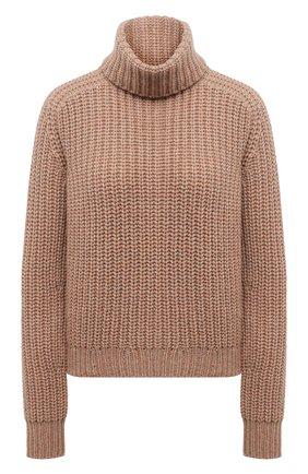 Женский кашемировый свитер LORO PIANA розового цвета, арт. FAL2177 | Фото 1