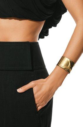 Женский браслет  VALENTINO золотого цвета, арт. VW0J0I22/MET | Фото 2