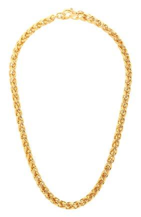 Женское колье JENNIFER BEHR золотого цвета, арт. 111PA11   Фото 1