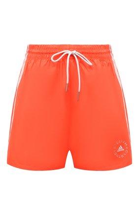 Женские шорты STELLA MCCARTNEY кораллового цвета, арт. 603226/SRA36 | Фото 1