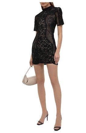 Женское платье STELLA MCCARTNEY черного цвета, арт. 603144/SMA81 | Фото 2