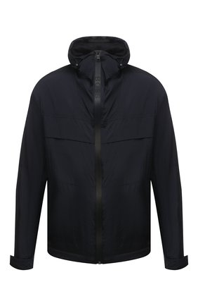 Мужская куртка BOSS темно-синего цвета, арт. 50448219 | Фото 1