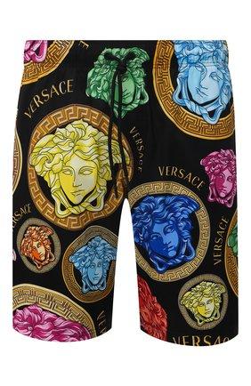Мужские плавки-шорты VERSACE разноцветного цвета, арт. ABU90004/1F01220 | Фото 1