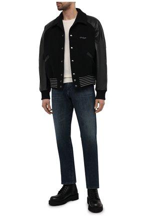 Мужские джинсы AG темно-синего цвета, арт. 1B25FXD/06YQCY/MX | Фото 2