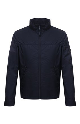 Мужская куртка PRADA синего цвета, арт. SGB463-1WQ9-F0124-202 | Фото 1