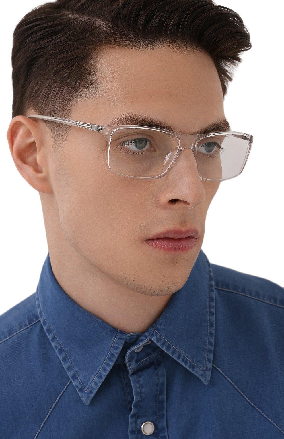 Мужские оправа STARCK EYES прозрачного цвета, арт. 1043X-0028 | Фото 2 (Тип очков: Оправа; Очки форма: Прямоугольные; Оптика Гендер: оптика-мужское)