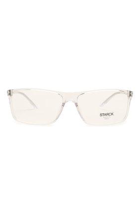 Мужские оправа STARCK EYES прозрачного цвета, арт. 1043X-0028 | Фото 3 (Тип очков: Оправа; Очки форма: Прямоугольные; Оптика Гендер: оптика-мужское)