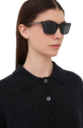 Женские солнцезащитные очки OLIVER PEOPLES черного цвета, арт. 5388SU-16643R | Фото 2