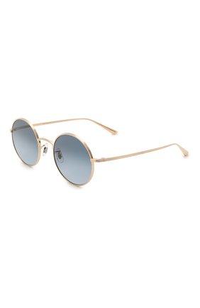 Женские солнцезащитные очки OLIVER PEOPLES золотого цвета, арт. 1197ST-5035Q8 | Фото 1