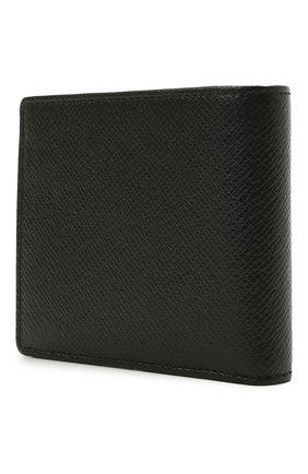 Мужской кожаное портмоне BOSS черного цвета, арт. 50452067 | Фото 2