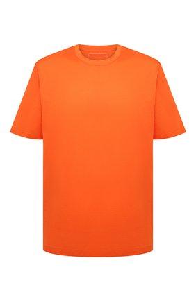 Мужская хлопковая футболка MARCO PESCAROLO оранжевого цвета, арт. JAMES/4363/4XL-8XL | Фото 1