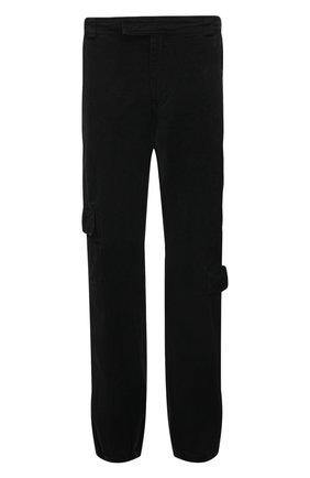 Мужские хлопковые джоггеры A-COLD-WALL* черного цвета, арт. ACWMB052 | Фото 1
