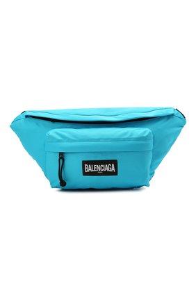 Текстильная поясная сумка Oversized XXL | Фото №1