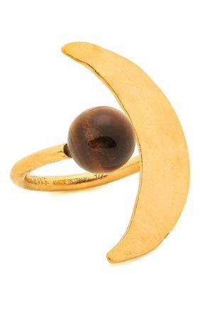 Женское кольцо ellipse loewe x paula's ibiza LOEWE золотого цвета, арт. J053305X35 | Фото 1