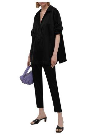 Женские брюки ESCADA черного цвета, арт. 5034738 | Фото 2