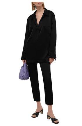 Женская блузка ESCADA черного цвета, арт. 5035624 | Фото 2