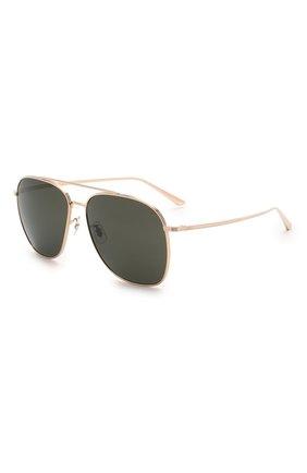 Женские солнцезащитные очки OLIVER PEOPLES черного цвета, арт. 1278ST-5292P1 | Фото 1