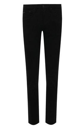 Мужские джинсы POLO RALPH LAUREN черного цвета, арт. 710751053 | Фото 1