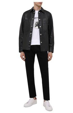 Мужские джинсы POLO RALPH LAUREN черного цвета, арт. 710751053 | Фото 2