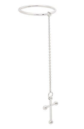 Женское кольцо AVGVST BY NATALIA BRYANTSEVA серебряного цвета, арт. 215817-01   Фото 1