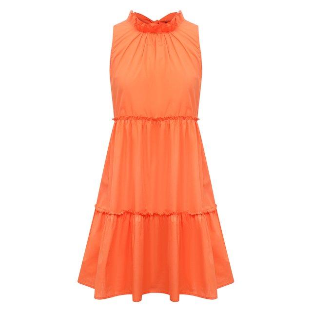 Хлопковое платье Eva B.Bitzer