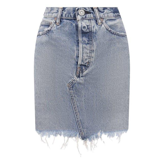Джинсовая юбка Moussy